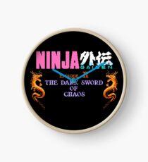 Ninja Gaiden 2 (NES) Clock