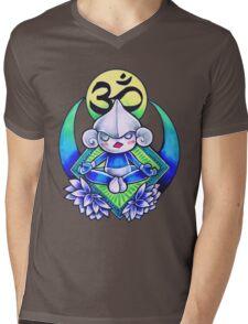 Meditite Mens V-Neck T-Shirt