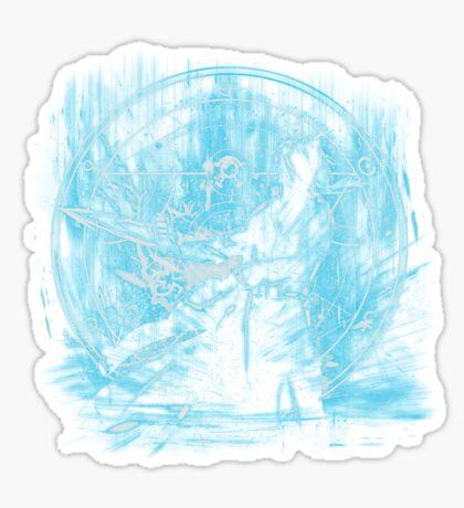 philosophal storm - edward Sticker
