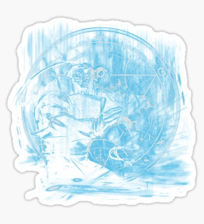 philosophal storm -alfons Sticker