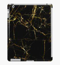Golden Marble iPad Case/Skin