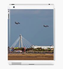 Lancasters Over Southport iPad Case/Skin