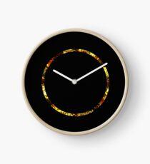 Reloj Anillo de oro