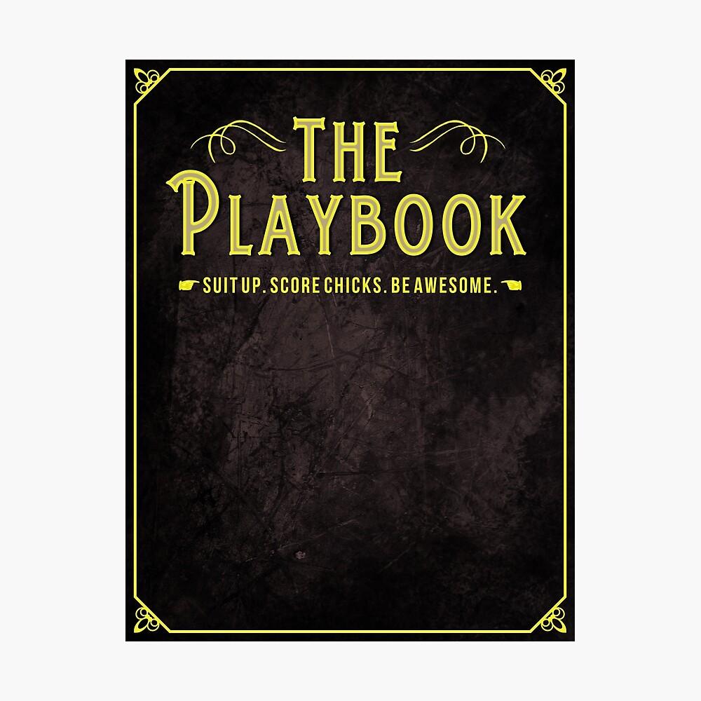 Das Playbook - Wie ich deine Mutter getroffen habe Fotodruck