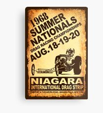 Niagara Summer Nationals Metal Print
