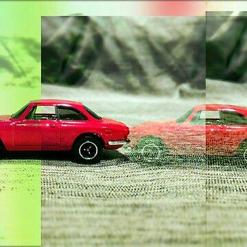 Alfa Romeo Giulia Double Take by vdhcustoms