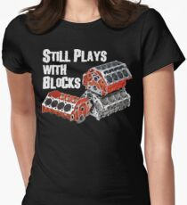 Still Plays With Blocks T-Shirt