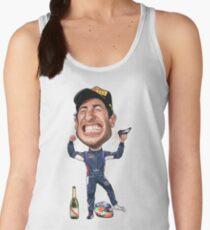Daniel Ricciardo 2017 Women's Tank Top