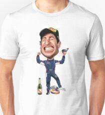 Daniel Ricciardo 2017 Unisex T-Shirt