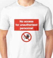 No Access T-Shirt