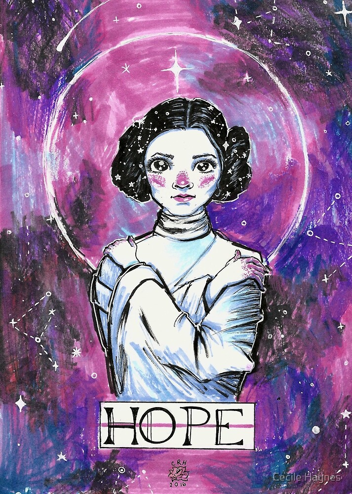 Hope by Cecile Haynes