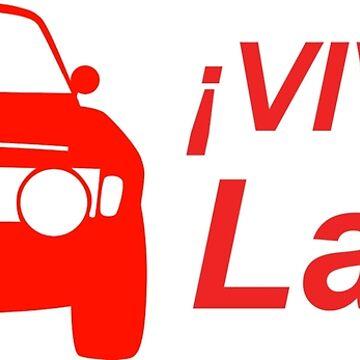 Viva La LaLD! by vdhcustoms