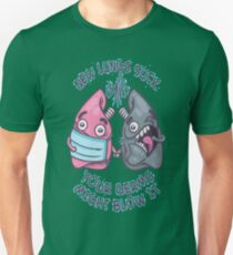 New Lungs Unisex T-Shirt