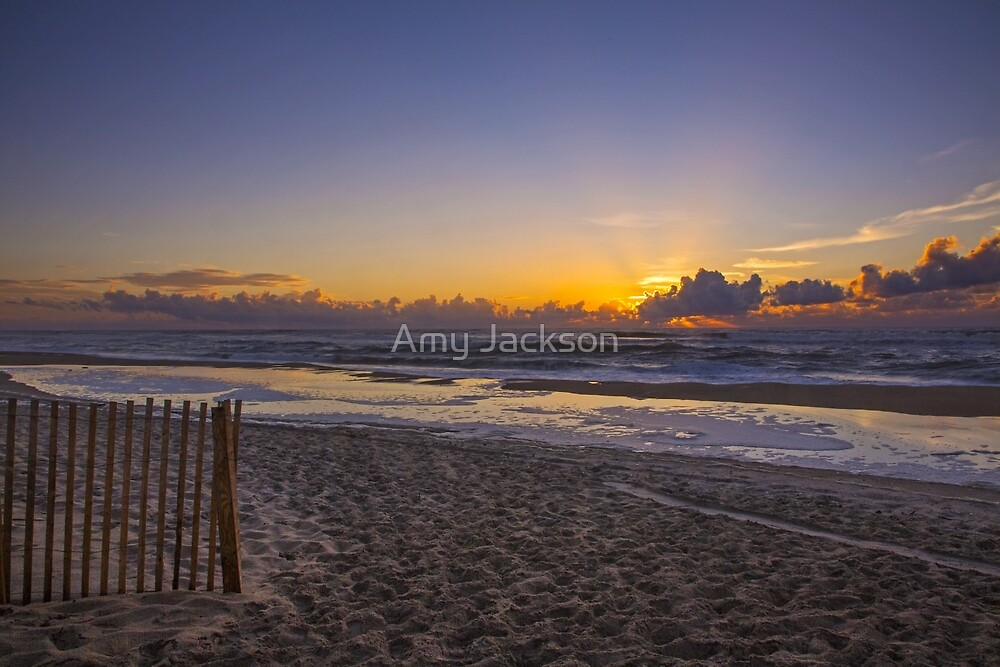 Sunrise View by Amy Jackson