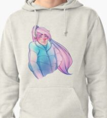 Wrap up Pullover Hoodie