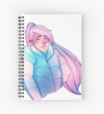 Wrap up Spiral Notebook