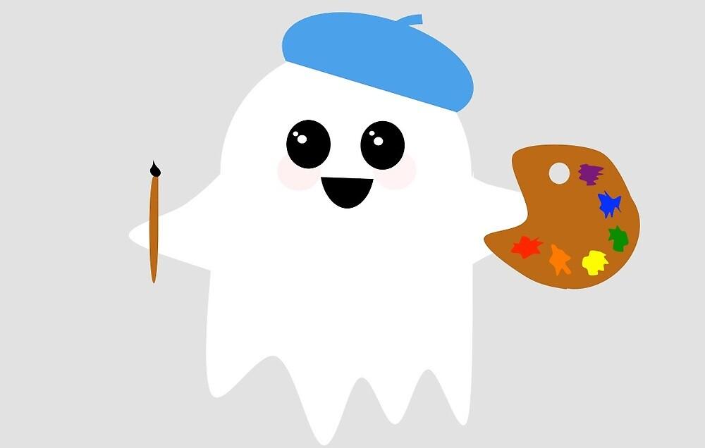 Spook Factor - Artist by taragtarag