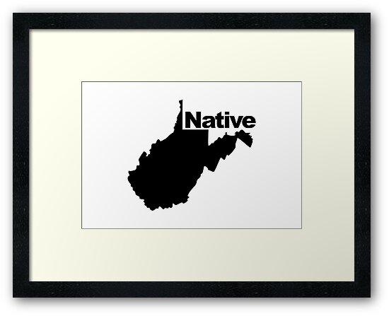 West Virginia Native by LudlumDesign