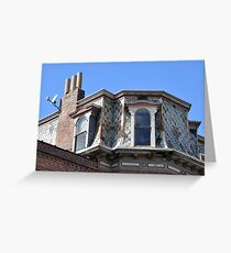 Grand Shingles Greeting Card