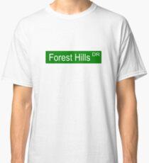 J Cole Street Sign Classic T-Shirt