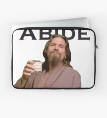 The Dude Shirt Laptop Sleeve
