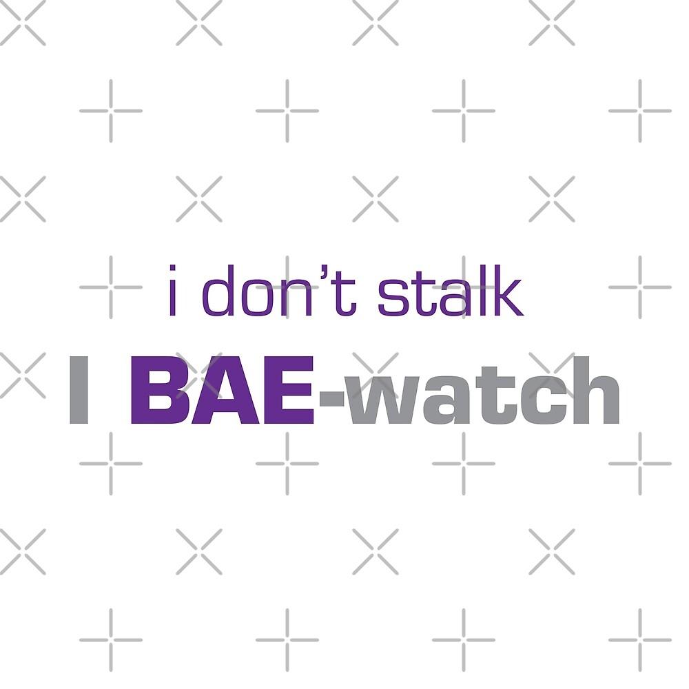 Bae-Watch by DJBALOGH