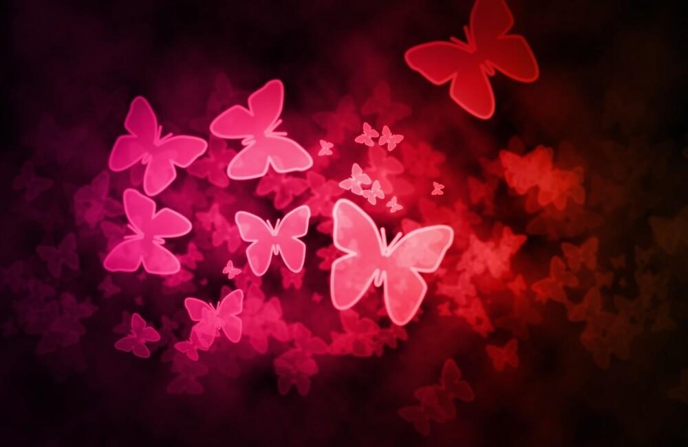 Bokeh Butterflies by DesignsbyAngela