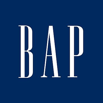 BAP Logo Tee by farahandkpop