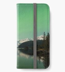 The Calm After The Storm iPhone Wallet