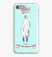 the wonder years iPhone Case/Skin