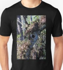 The Mysterious Inhabitant Unisex T-Shirt
