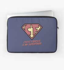 Cystic Fibrosis is my superpower Laptop Sleeve