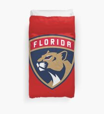 florida logo Duvet Cover