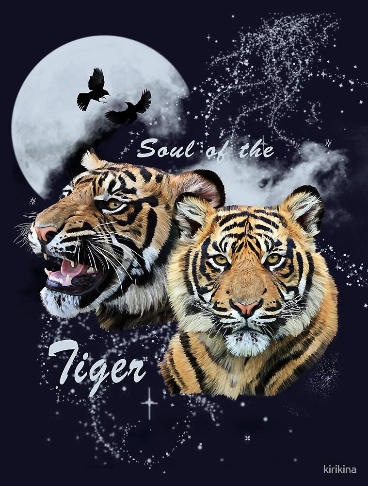 Soul of the tiger by kirikina