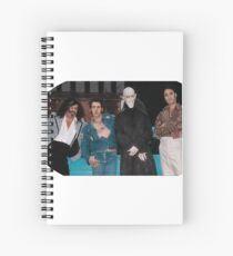 What We Do In The Shadows Group Photo Spiral Notebook