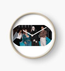 What We Do In The Shadows Group Photo Clock