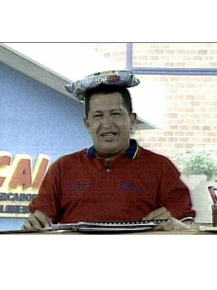 chavez with the bag on his head by yyyyhoennnnd