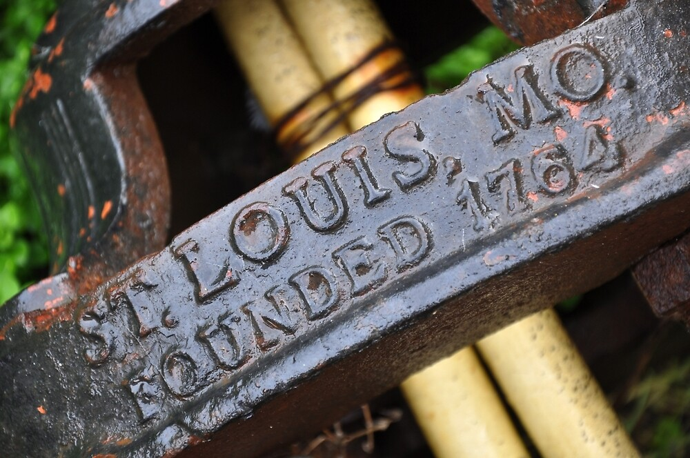 St. Louis Founded by rebeccaeilering