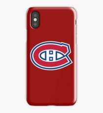 canadiens iPhone Case/Skin