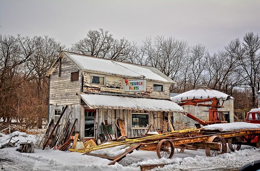 Rock Creek Store by Duane Klipping