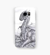 Saphira (BW) Samsung Galaxy Case/Skin