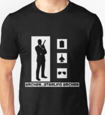 Archer, Sterling Archer Unisex T-Shirt