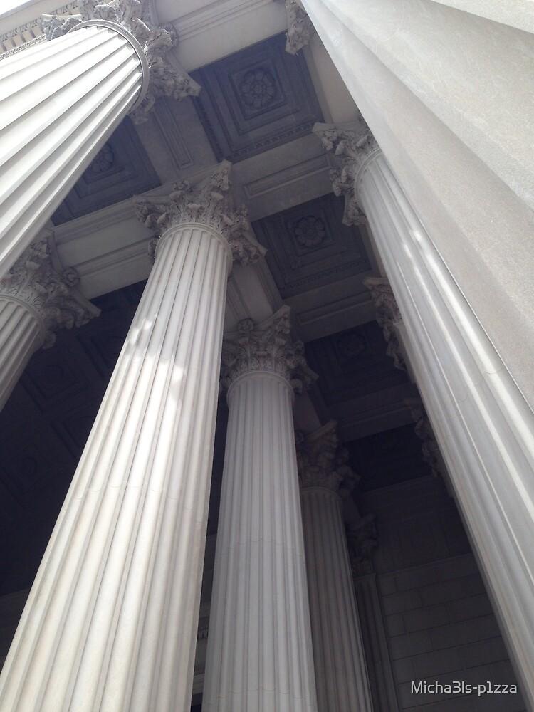 Columns by Micha3ls-p1zza