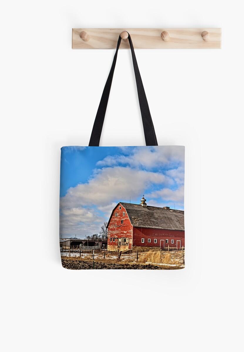 Marsh Avenue Barn by Duane Klipping