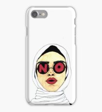 power to the hijabis iPhone Case/Skin