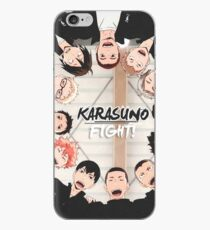 Karasuno - Haikyuu iPhone Case