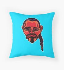 Gustavo - Die Cut Version Throw Pillow