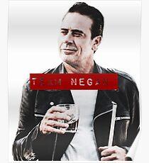Team Negan Poster