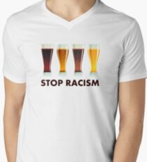 Stop Alcohol Racism Beer Equality T-Shirt