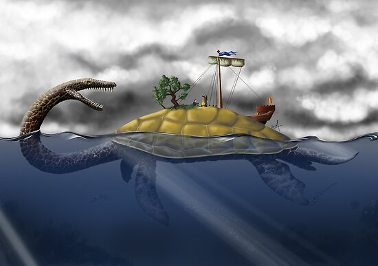 Aspic - Turtle by castormother